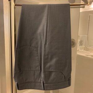 Men's slacks by Hugo Boss.